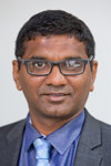 This image is of Dr Chadra Kanneganti, member of RCGP Council