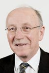 Professor John Gillies OBE, Academic Observer. South East Scotland Faculty