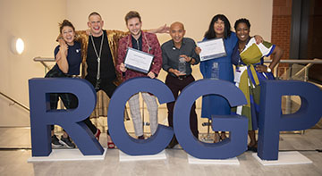 RCGP Inspire Awards Winners