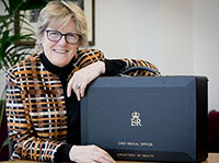 Dame Sally Davies, Chief Medical Officer