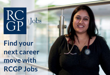 RCGP Jobs advert
