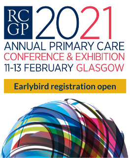 Annual Primary Care Conference & Exhibition in Glasgow: 11-13 February 2021