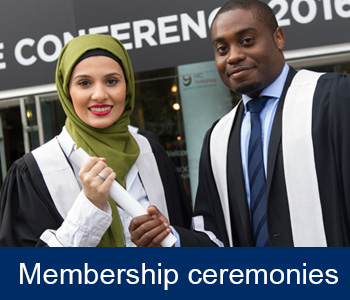Membership ceremonies
