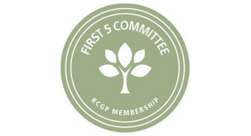 First 5 Committee logo