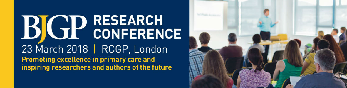 BJGP Research Conference
