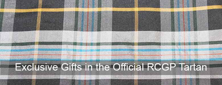 RCGP tartan,exclusively from the RCGP