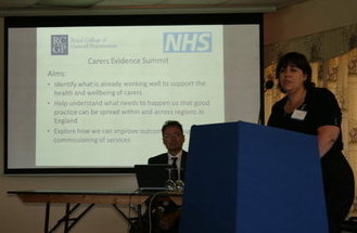 Carers Evidence Summits
