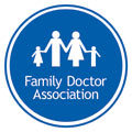 This image is the logo for the Family Doctor Association