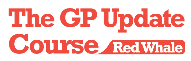 GP Update logo